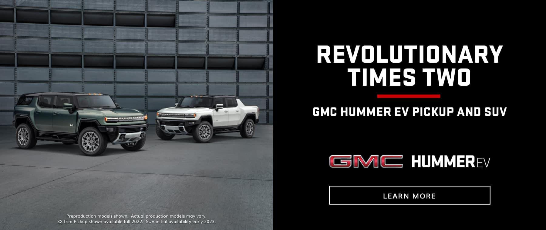 2023 GMC HUMMER