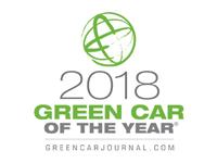 2018 Green Car of the Year Honda Clarity Plug-In