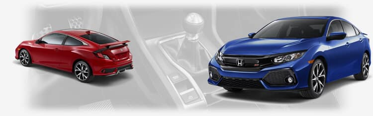 2018 Honda Civic Si Awards