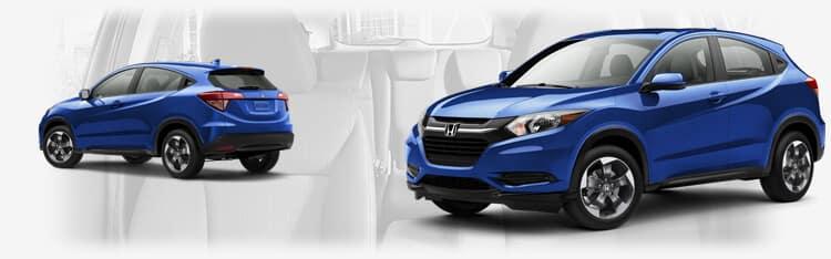 2018 Honda HR-V Awards
