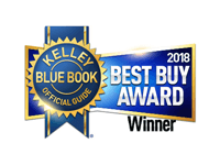 Kelley Blue Book 2018 Best Buy of the Year Honda Clarity Plug-In