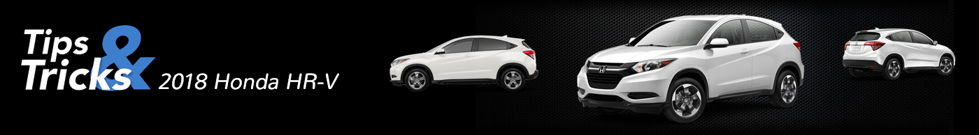 2018 Honda HR-V Tips and Tricks Divider