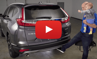 2018 Honda CR-V Hands-Free Liftgate