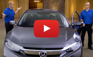 2018 Honda Civic Keyless Access