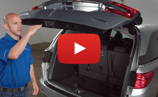 2018 Honda Odyssey Adjustable Height Liftgate
