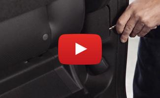 2018 Honda Ridgeline Fuel Door Release
