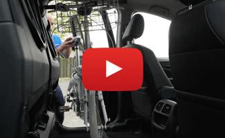 2018 Honda Ridgeline Lift-Up Rear Seats