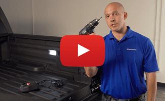 2018 Honda Ridgeline Power Tool Charging