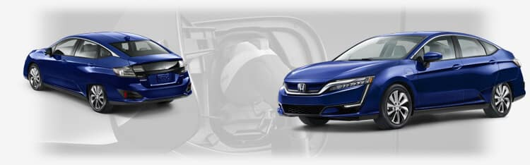 2017 Honda Clarity Electric Awards