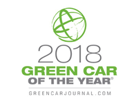 2018 Green Car of the Year Honda Clarity Electric