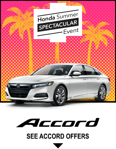 Honda Summer Spectacular Event - Accord Button