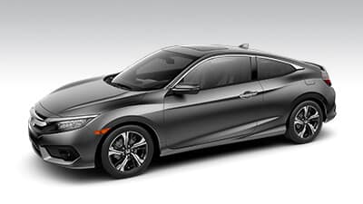 Honda Sensing: 2018 Honda Civic Coupe