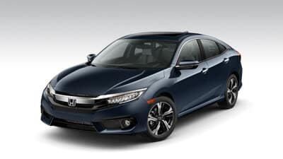 Honda Sensing: 2018 Honda Civic Sedan
