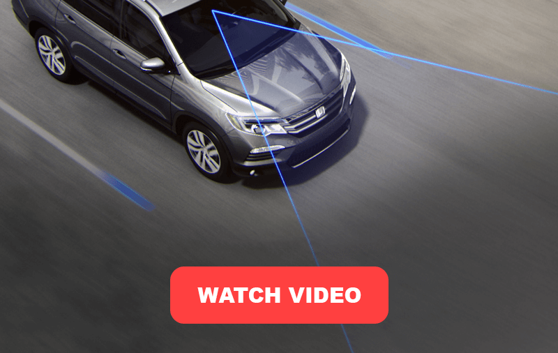 Honda Sensing: Lane Departure Warning