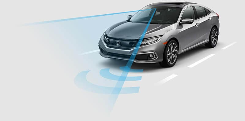 2019 Civic Honda Sensing