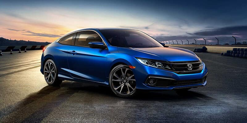 2019 Honda Civic Coupe Sport Trim