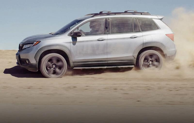 2019 Honda Passport: Traction When It Matters Most