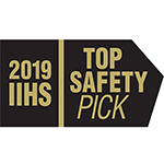 Honda Accord 2019 IIHS Top Safety Pick