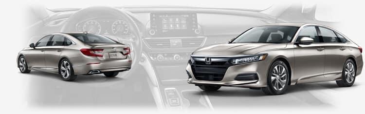2019 Honda Accord Sedan Awards