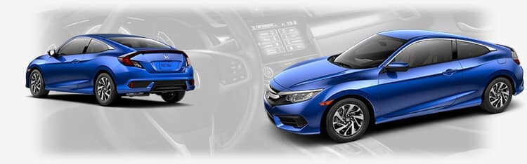 2019 Honda Civic Coupe Awards