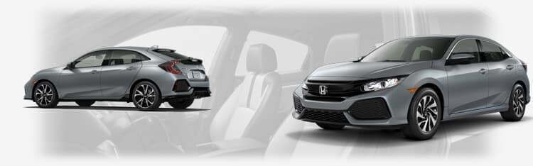 2019 Honda Civic Hatchback Awards