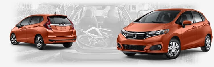 2019 Honda Fit Awards