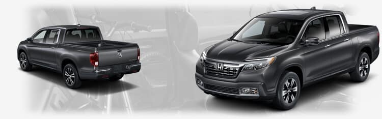 2019 Honda Ridgeline Awards