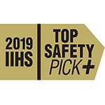 Honda Insight 2019 IIHS Top Safety Pick Plus