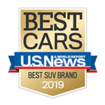 U.S. News 2019 Best SUV Brand Honda CR-V