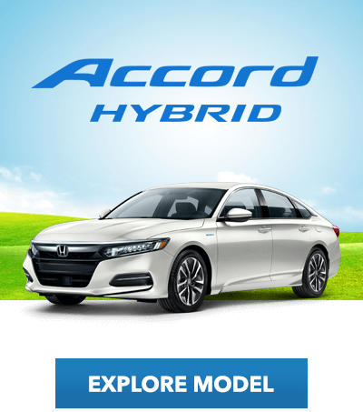 Electrified Education: Honda Accord Hybrid Button