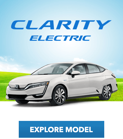 Electrified Education: Honda Clarity Electric Button