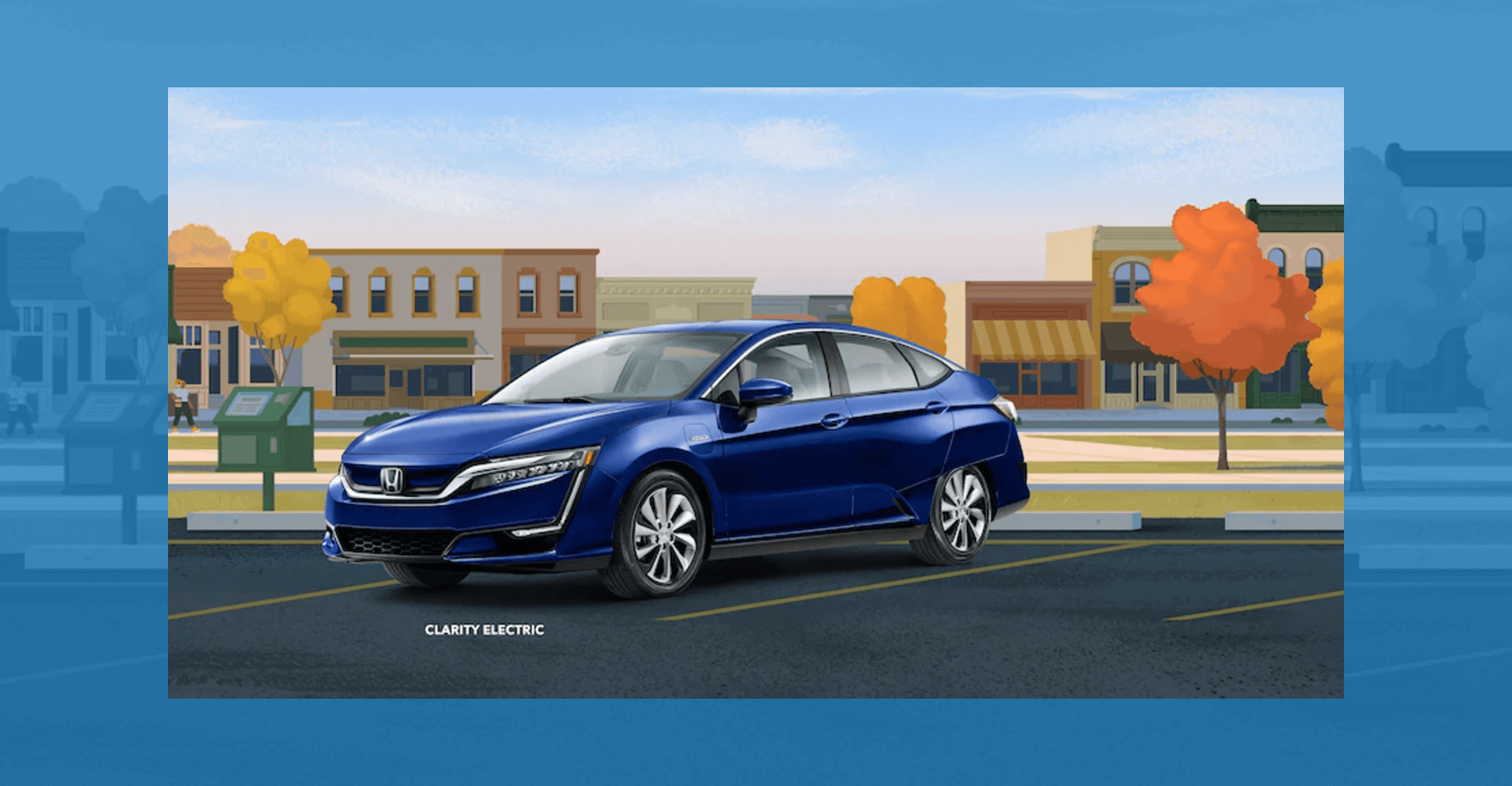 Electrified Education: Honda Clarity Electric