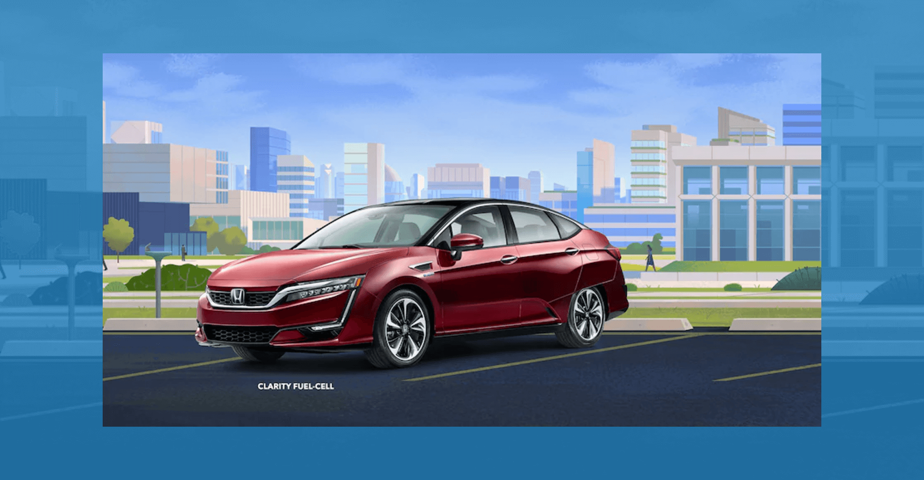 Electrified Education: Honda Clarity Fuel Cell