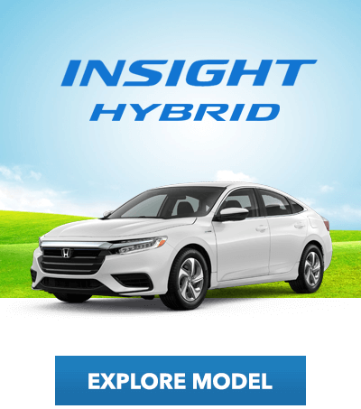 Electrified Education: Honda Insight Button