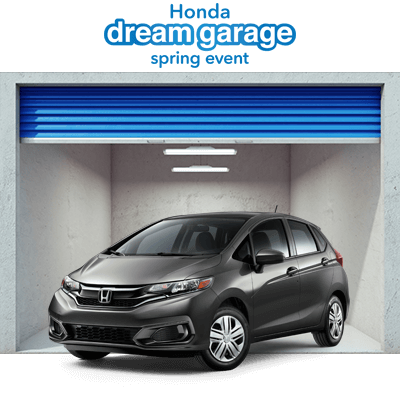 Honda Dream Garage 2019 Fit Button