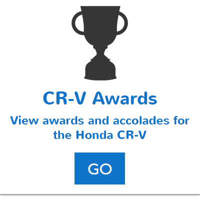 Honda CR-V Awards Button