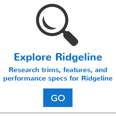 Explore Honda Ridgeline Button