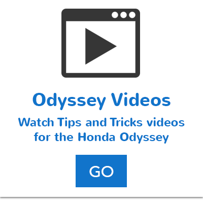 Watch Honda Odyssey Video Button