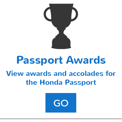 Honda Passport Awards Button