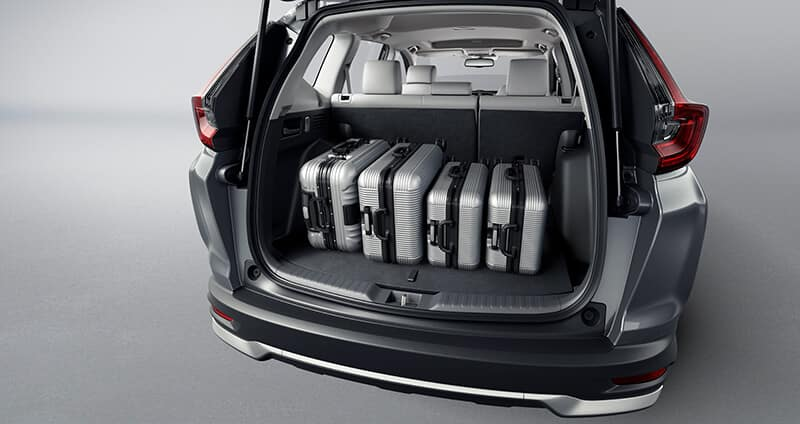 2020 Honda CR-V Hybrid Cargo Space