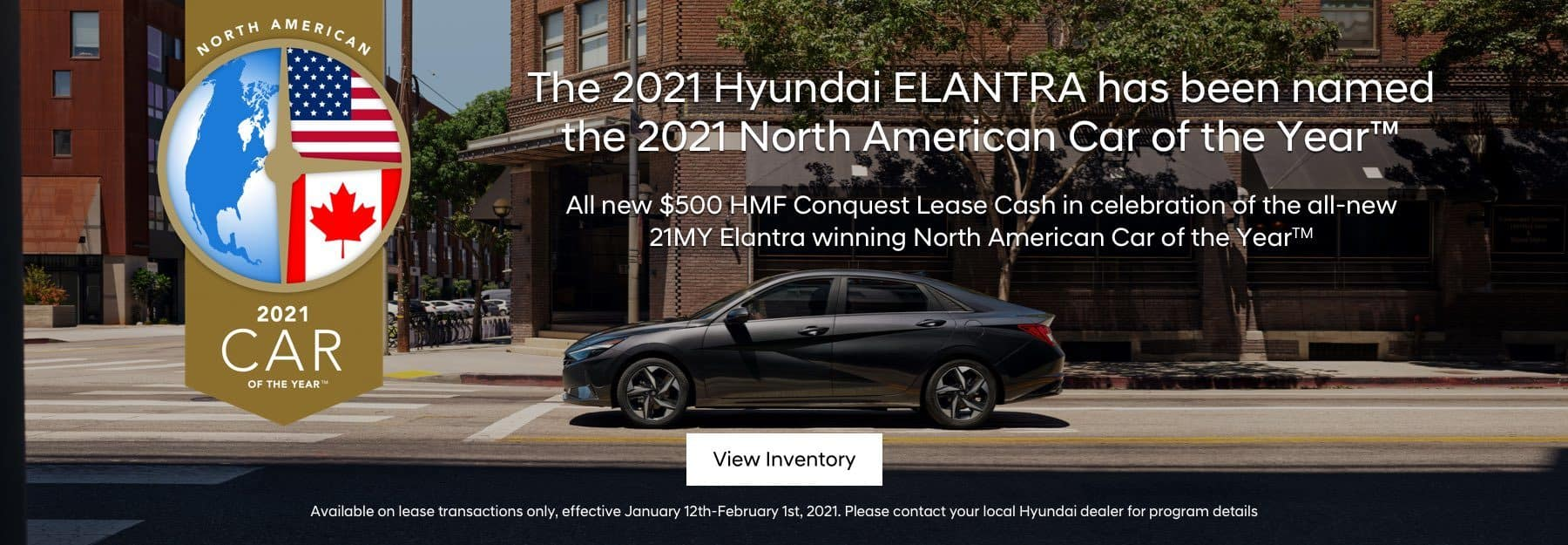 Car of the year – 2021 Elantra