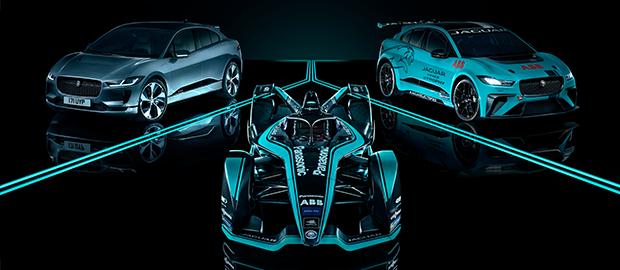 I-PACE Formula Racing