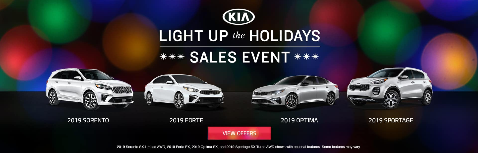 Light Up the Holidays No Offer 2018