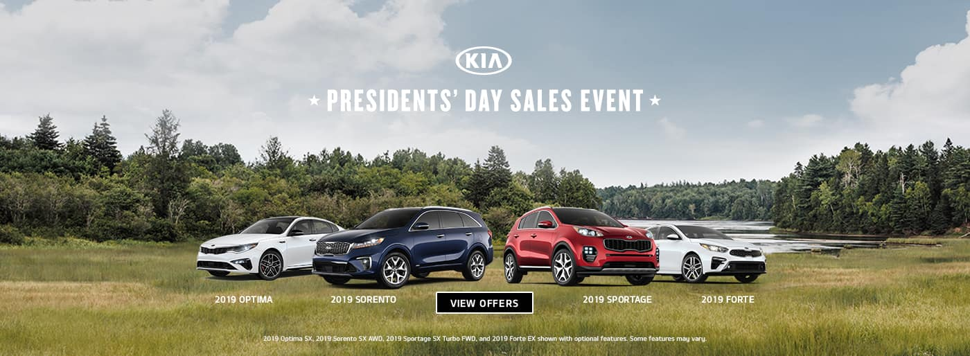 Presidents Day Sales Event 201903