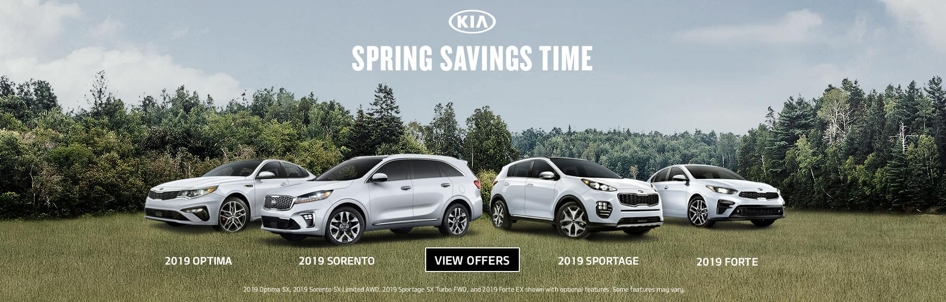 Spring Savings Time 201905
