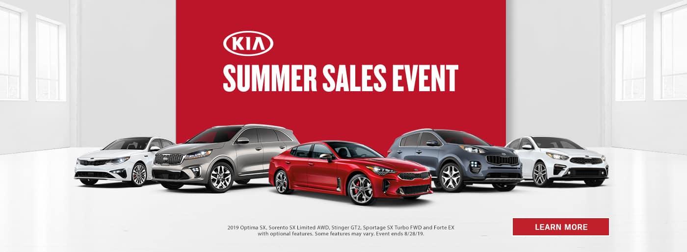 Summer Sales Event 201914
