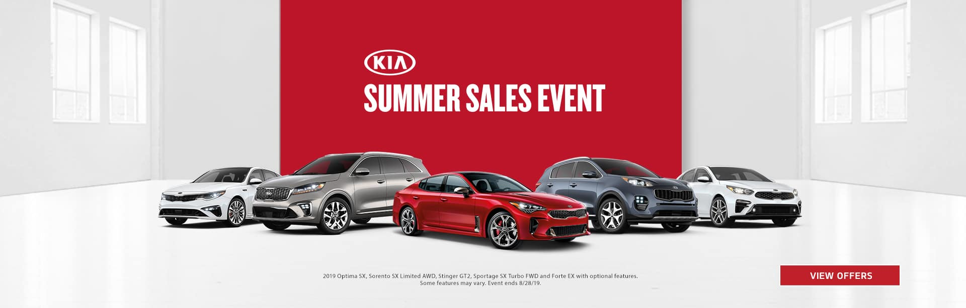 Summer Sales Event 201914