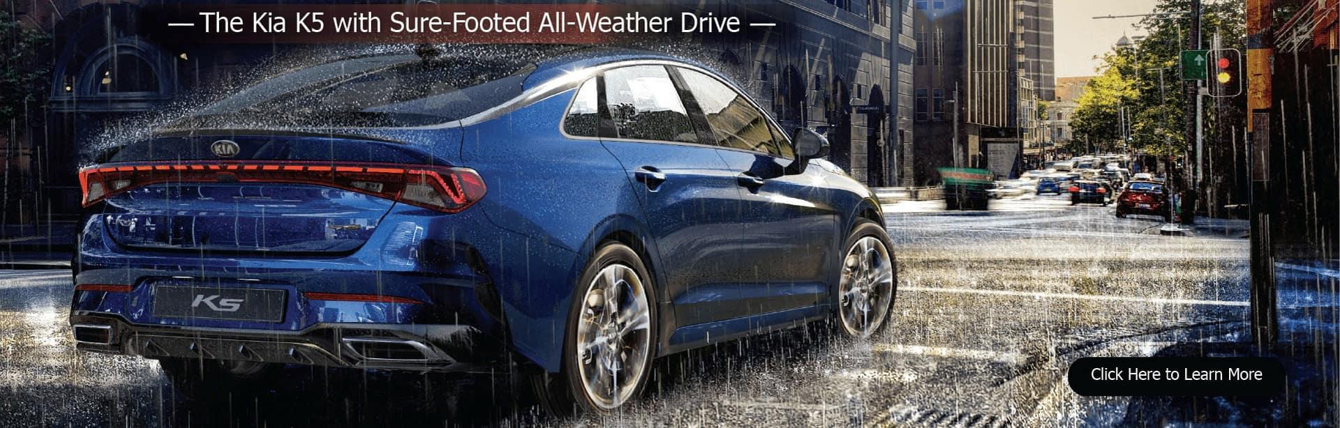 Kia K5 AWD 202036