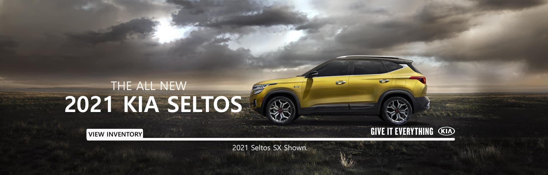 Kia Seltos No Offer 202037