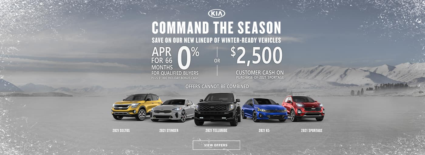 Kia Command the Season 202039